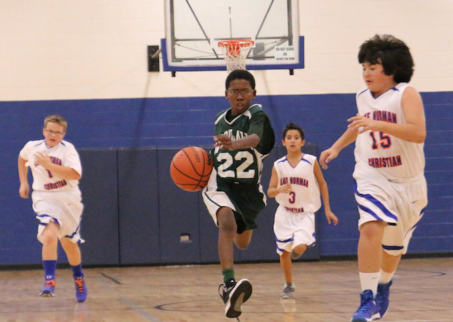 Middle School Boys Basketball