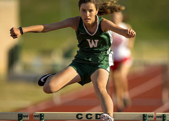 Varsity Girls Track & Field